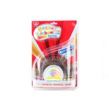 Metal Rainbow Circle Toys Rainbow Spring