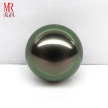 10mm schwarze Tahitian Lose Perlen