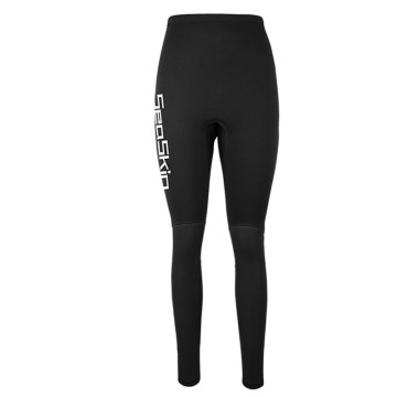 Seaskin Womens 3mm Neoprene CR Dive Pantalones