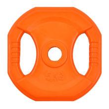 Placas de peso rectangular aeróbico del cuerpo