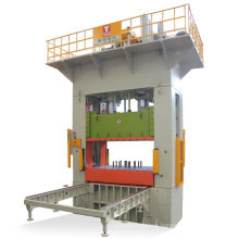 CE Standard Taiwan Quality H Frame Hydraylic Press for Deep Drawing of Auto Parts 1000t with Moving Bolster