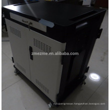 2016 Charging Cabinet/Charging Cart/ for iPad with Led Indicator and Glass