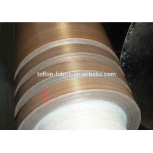 Bande de teflon résistant à la chaleur de haute qualité de Zhejiang Factory Wholesale