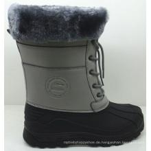 Warm Injection Stiefel / Winter Snow Boots mit PU Upper (SNOW-190026)