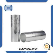 Fabrication Cartouche en aluminium de qualité pour la denture flexible