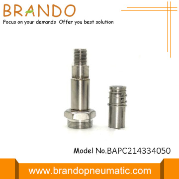 Silvery Color Stainless Steel 304 Untuk Valve