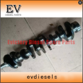 S6D108 cylinder head block crankshaft connecting rod