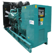 CUMMINS Moteurs Powered Diesel Genset