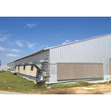 Prefabricated Steel Structure Poultry House/ Chicken House (KXD-SSB59)