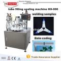 New Product of HX-006 Automatic Ultrasonic Tube Filling and Sealing Machine