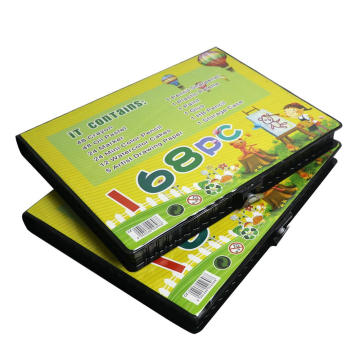 Back to school kids art stationery set