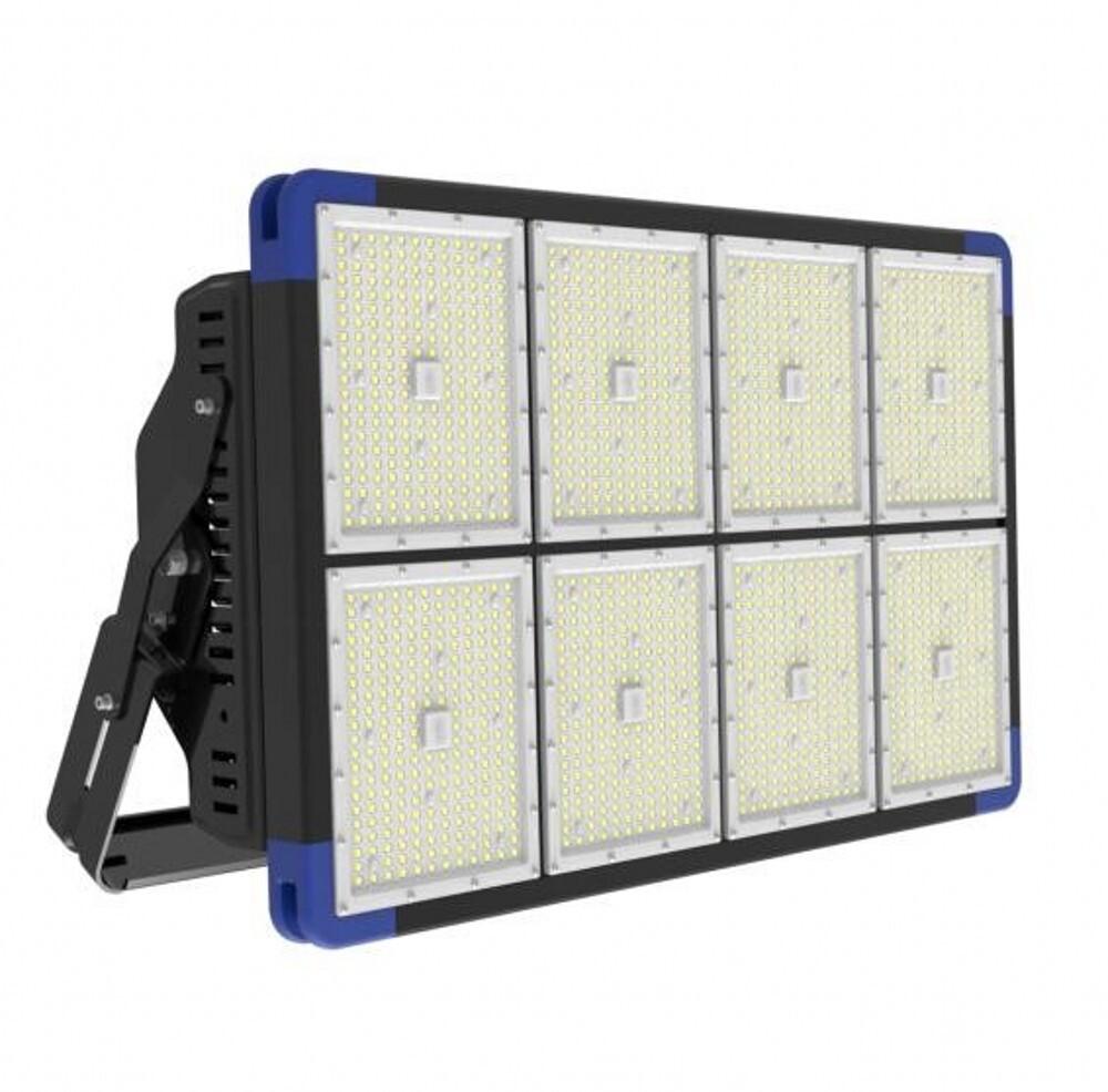 200000lm Philips3030 1500W LED Floodlight for Stadium