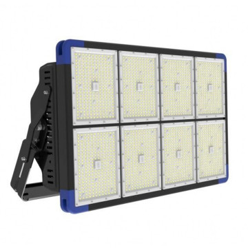 200000lm Philips3030 1500W LED Floodlight untuk Stadium