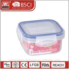 Boîte de rangement hermétique en plastique alimentaire de 300ML avec bague d'étanchéité
