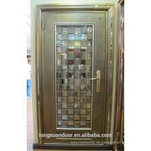 304 Edelstahl Tür, Edelstahl Sicherheitstür, Eingangstür