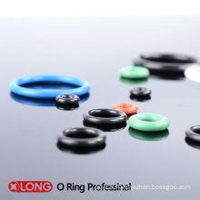 Matériau et taille variés en caoutchouc mini anneau