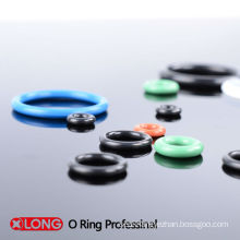 rainbow color NBR rubber o-ring