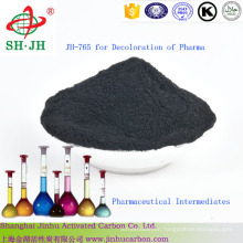 Activated Charcoal for Decoloration of Pharmaceutical Intermediates