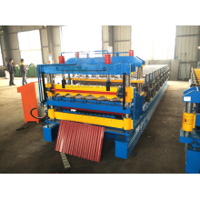 Model Rusia C8 / C20 Roof Tile Roll Forming machine