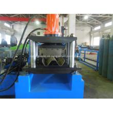 Máquina perfiladora de barandillas de dos ondas para barandas