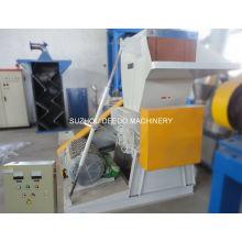 Machine en plastique de concasseur de forfait de recyclage