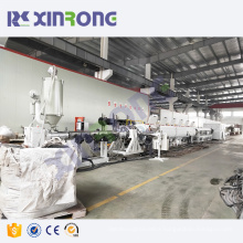 China supplier small diameter PP pipe processing extruder hdpe pe pipe producing equipment