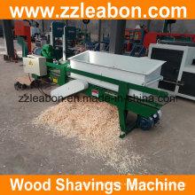 Tableros de virutas que procesan la máquina de enrutador de madera mecánica