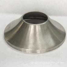 customized deep drawing sheet metal lamp housing