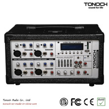 4 Channel Power Box Console