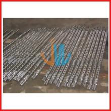 Vis et baril de machine de soufflage de film HDPE, LDPE, LLDPE