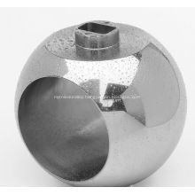 Ball With Flame Spary Welding Material