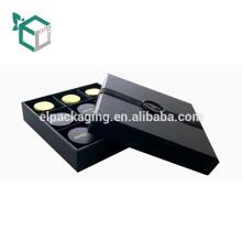 Heißpräge-Deckel und Bottom Paper Professional Druck Pappe Kosmetik-Box