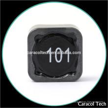 0808-821M electronic com various 820uh bobina de inductor de potencia blindada