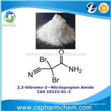 2,2-Dibromo-3-Nitrilopropion Amide, CAS 10222-01-2, DBNPA pour le traitement de l'eau