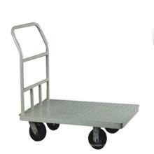Durable Metal Platform Cart From Factory