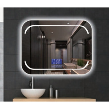 Wall Mounted LED Bathroom Makeup Mirror for Light