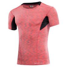 T-shirt à manches courtes et à manches longues pour hommes