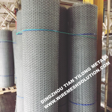 Hot Dipped Galvanized Wire Netting for bumper car