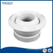 Condicionador de ar de ventilação HVAC jato bocal difusor