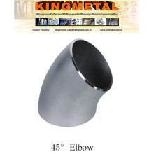 Sh3408 / Sh3409 Seamless Stainless Steel Elbow 45 Long Radius