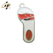 En gros promotion émail moulage personnalisé pendentif en métal charme