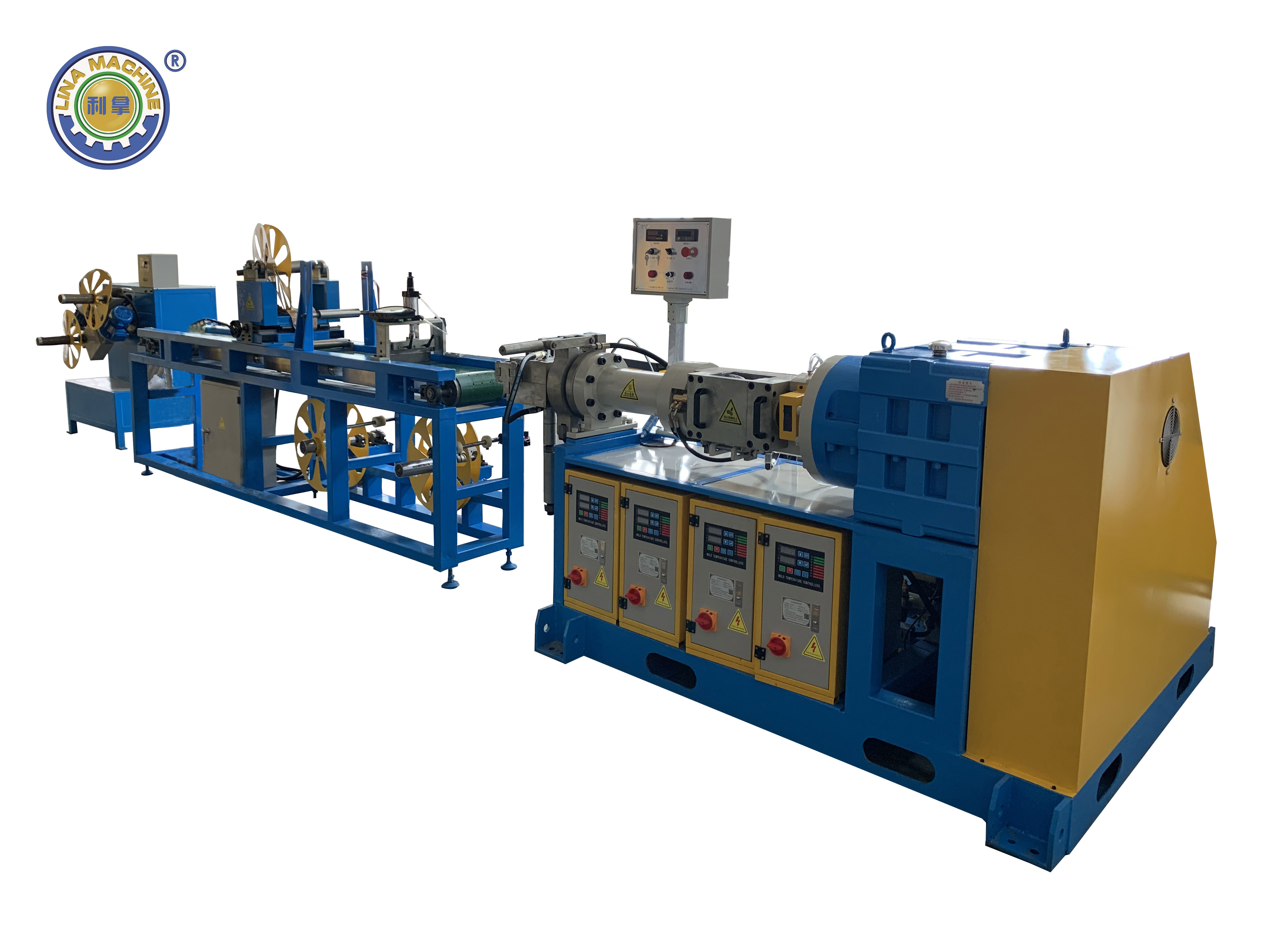 Butyl Rubber Extruder Line