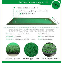 2015 NEWest Product Personal golf putting green simulation