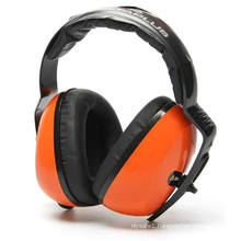 Orange Ear Protectors with CE