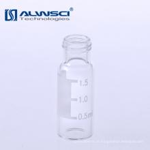 8-425 laboratório consumíveis 1.5ml autoampler etiquetas de frascos farmacêuticos para shimadzu