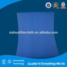 Courroie filtrante PE pour filtration liquide