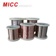 MICC 0.12mm aluminum alloy wire thermocouple bare wire