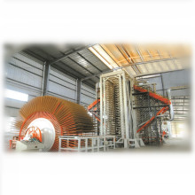 Automatic particle board production line manufacturing process machine