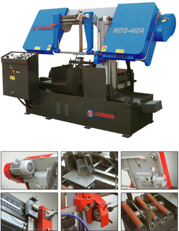 Uses of a Band Saw Machine