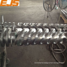twin conical screw and conical barrel with cheap price